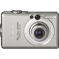 Canon PowerShot SD600 (Digital IXUS 60 / IXY Digital 70)