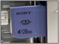 Sony 128 MB MemoryStick