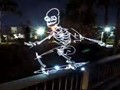 'Light Goes On' - stunning video by light painter Darren Pearson