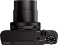 Sony RX100 III: A look at the operation and controls