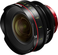 Canon announces 14mm T3.1 and 135mm T2.2 Cinema EOS prime lenses