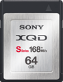 Sony announces 168MB/s 'S Series' XQD cards for Nikon D4 shooters