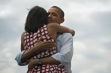 Photo of Obama hug sets Facebook record