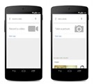 Google Search on Android adds voice commands for camera