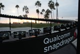 Qualcomm recreates Matrix scene with 130 HTC One smartphones