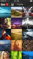 500px gets an iOS 7 makeover