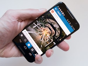 Motorola Moto X (2014) camera review