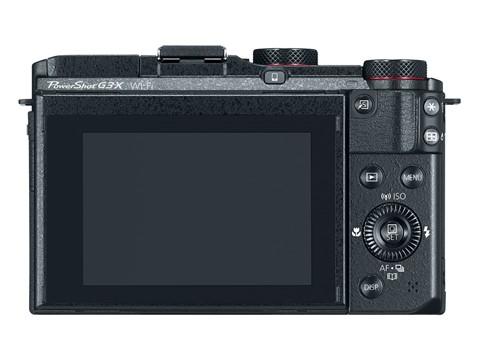Canon ra mắt G3X: cảm biến 1 inch, zoom quang học 25x - 77562
