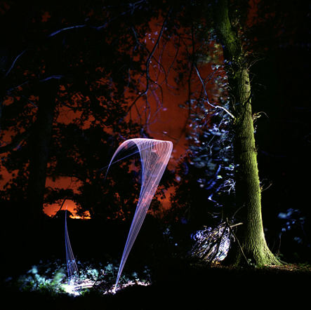 Portfolio: Martin Kimbell's 'Light Funnel' pictures