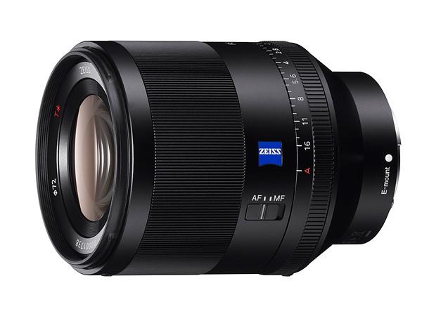 Sony giới thiệu thêm Ống kính Planar T* FE 50mm F1.4 ZA cho dòng Full Frame