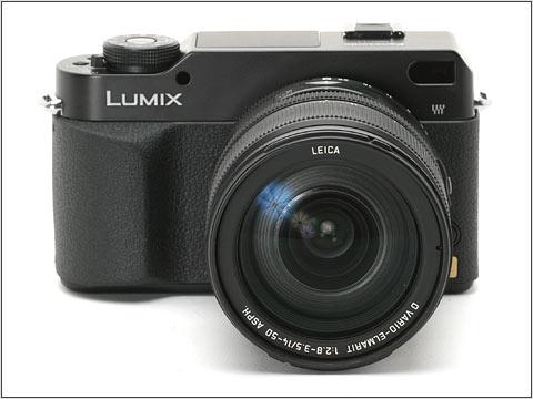 Panasonic Lumix DMC-L1