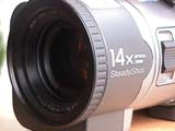 14 x zoom lens (click for larger image)